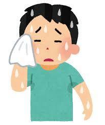 風呂上がりの止まらない汗の理由と対策は?簡単な3つの解決法!