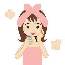 風呂上がりに汗が止まらない!化粧水や乳液のタイミングはいつ?